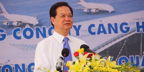 Nguyen Tan Dung decided visa exemtion in Phu Quoc