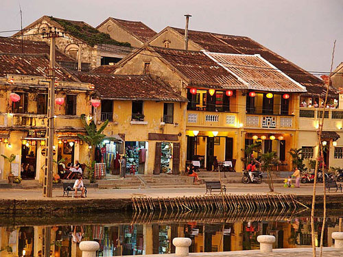 Hoi An in foreigners' eyes