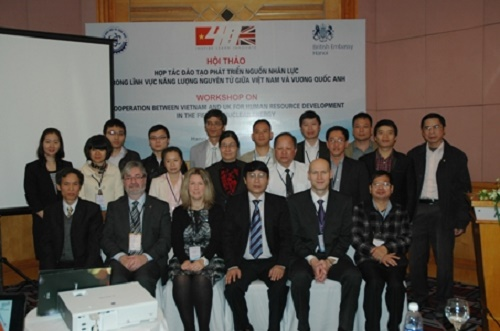 Co-operation betwwen Vietnam-United Kingdom