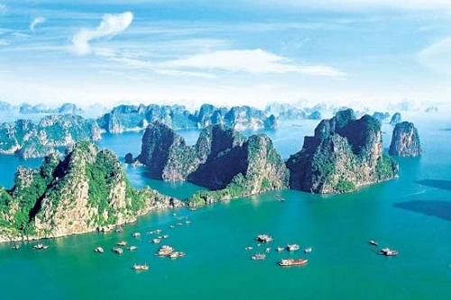 Travel to Ha Long Bay